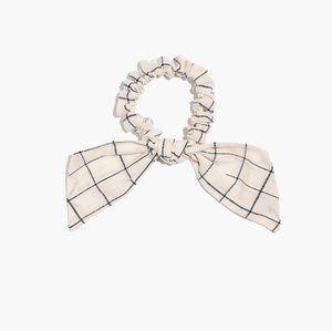 Madewell Bow Scrunchie
